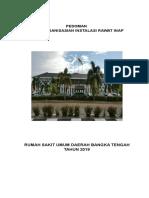1. Cover Pedoman Pengorganisasian Rawat Inap
