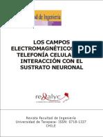 Los Campos Electromagnéticos en La Telefonía Celular, Su Interac2019