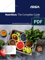 Issa Certified Nutrition Specialist Chapter Preview