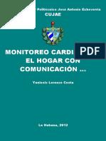Monitoreo Cardiaco en El Hogar Con Comunicación Inalámbrica