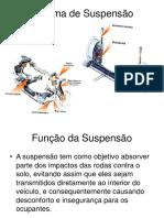 Sistema de suspenção