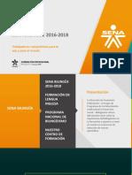 7. SENA bilingue 2016-2018 info para inducción.pptx