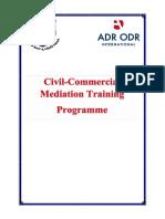 ADR-ODR Mediation Course Brochure (1)