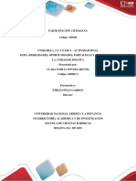 Participación Ciudadana. Aporte 1 DOFA (1)