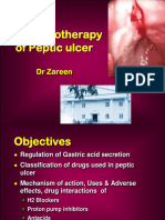Peptic Ulcer Treatment