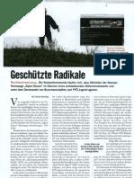 Geschützte Radikale - Profil Artikel zu den Alpendodeln