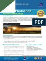 Brochure Adobe Photoshop