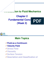 Week2_density n Velocity Field