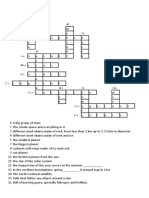 Universe Crosswords