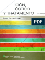 Nutricion, Diagnostico y Tratamiento - Escott