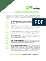 PASO A PASO- MY CONNECTION ABROAD.pdf