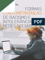 GELEDES Formas Contemporaneas de Racismo