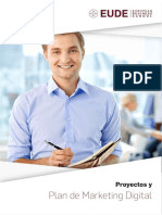 eBook - Proyectos y Plan de Marketing Digital