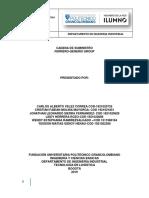Segunda Entrega Proyecto Intro.logistica