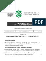 CONVOCATORIA BACHILLERATO DIGITAL 2019 B