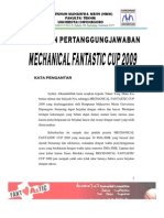 Lpj Mechanical Fantastic Cup 2009