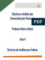 Aula 4 Técnicas de Análises por Ã-ndices PDF (1)