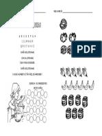 Alfabetização Sopão alfabeto