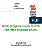 Prevenção Ao Suicídio- Deisy