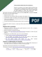 Crear USB Para Clonar APD2007 - Centros TIC