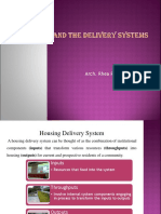Housing Delivery