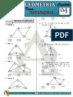 Triangulos Puntos Notables