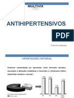 anti-hipertensivos slides