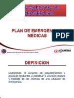 Plan Emergencias Medicas