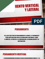 Pensamiento lateral presentacion powerpoint