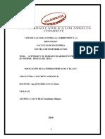 ACTIVIDAD COLABORATIVO N°2 - CONCRETO ARMADO II