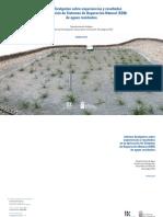 Informe Divulgativo Sobre Experiencias y Resultados en La Aplicación de Sistemas de Depuración Natural (SDN) de Aguas Residuales