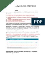 Preguntas Separadas Por Dependencia Para Elaborar El Capitulo 1 (Informe de Gestion)