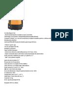 FL 110HA Nivela Laser Rotativa