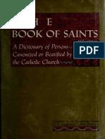 Book of Saints, 5th Edition (Ramsgate)
