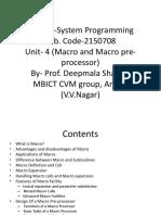 MACRO and ASM-DIRECTIVES (unit4spmacro-170906062957.pdf