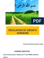 Growth Hormone Sgd
