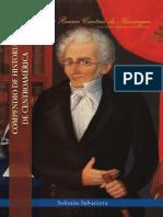 Compendio de historia Centroaméricana.