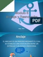Anclaje y Reencuadre. Junio 2010