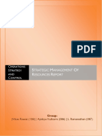 62519750 Dr Reddy s Lab Strategic Management