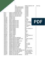 Listado de Repuestos Kawasaki