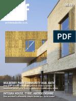 Architects Datafile ADF - June 2019