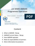 AMDAR Operation DL
