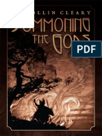 Collin Cleary - Summoning The Gods.epub