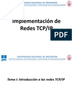 Curso 1 Implementación de Redes Tcp-ip 2