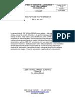 ACTA DE ASIGNACION DE SGSST (IPS MINGASALUD SANTACRUZ).docx