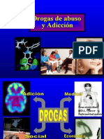 Clase Drogas de Abuso 2010, Terceros Medios SFC