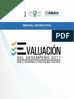 Word AF Folleto Evaluacion de Desempeno 2017