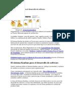 El Sistema Kanban en El Desarrollo de Software