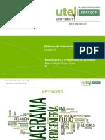 3 Modelización y Reingeniería de Procesos