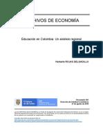 Archivos de Economía _ DNp